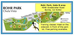 GSSD Appointment Map_Rohr Park, Gate B_2015